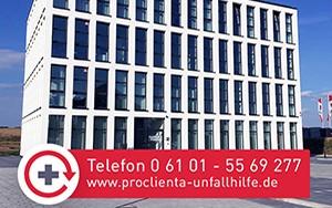 Pro Clienta Unfallhilfe