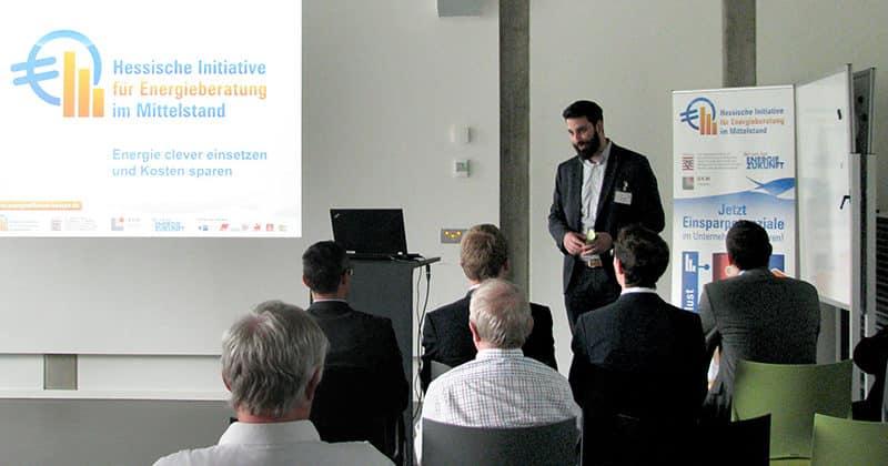 Hessische Initiative für Energieberatung im Mittelstand