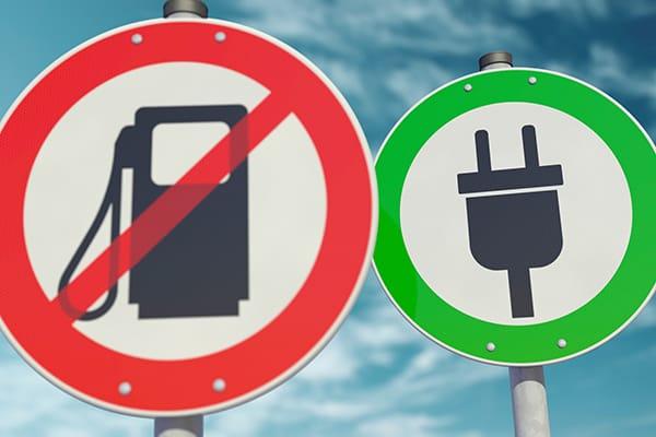 Verkehrswende Elektromobilität
