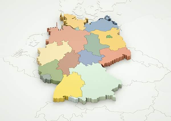 Städte in Deutschland