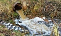 Abwasser- und Abfallbehandlung für CO2-Emissionen verantwortlich