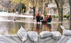 Handlungsbedarf Wasserhaushalt, Hochwasser, Wasserwirtschaft