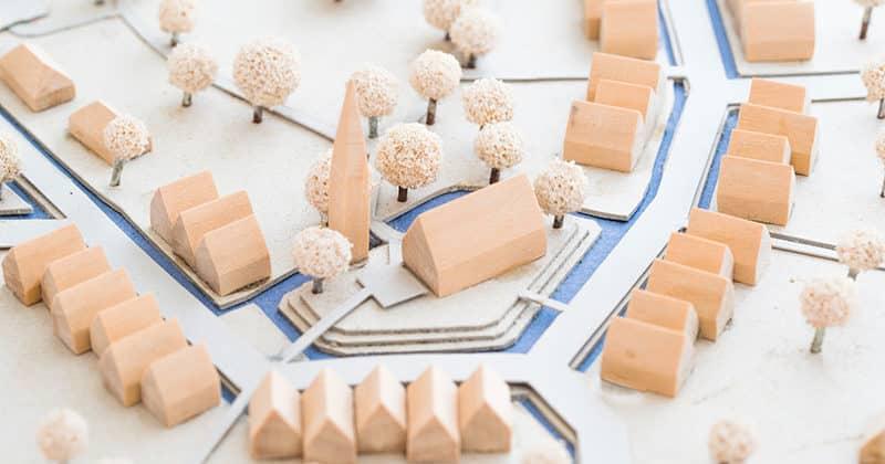 Maßnahmen der Stadt-, Regional- und Landesplanung
