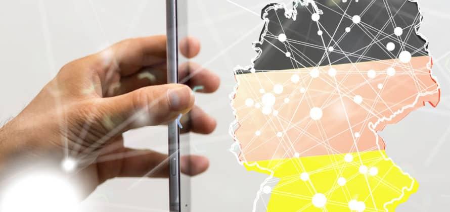 Deutschland digitaler Nachzügler