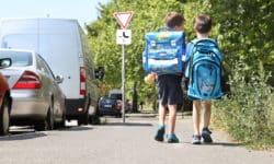 Angst als Begleiter auf dem Schulweg